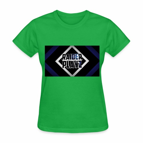 RaiderPlayz - Women's T-Shirt
