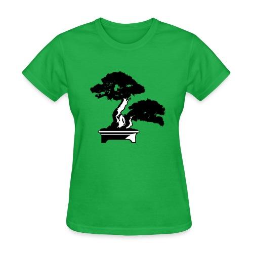 bonsai tree - Women's T-Shirt