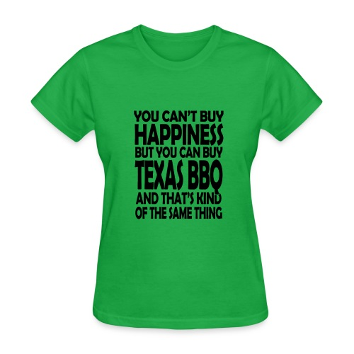 03 TEXAS BBQ copy - Women's T-Shirt
