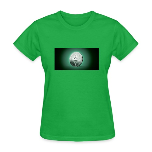 Ethereum Classic Tshirts Hoodies - Women's T-Shirt