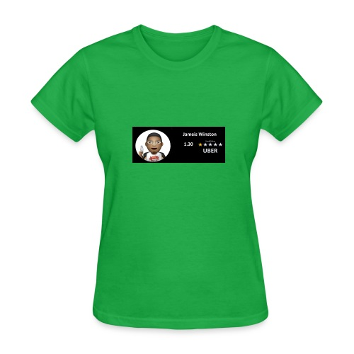 Winston Uber - Women's T-Shirt