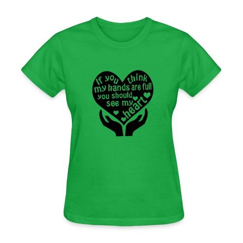 kids love - Women's T-Shirt