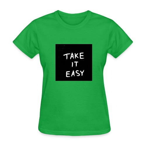 take it ieasy - Women's T-Shirt