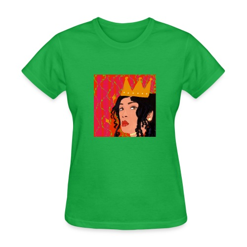 Animation art made by Maypetto - Women's T-Shirt