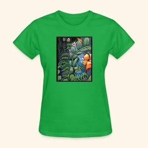 Tikis Reef - Women's T-Shirt