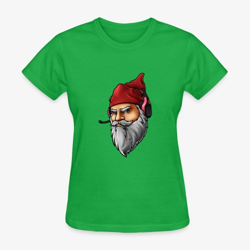Gnome logo *face only* - Women's T-Shirt