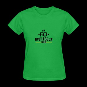 Righteous Dub Logo - Women's T-Shirt