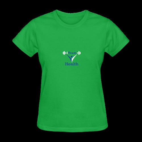 1TeamHealth - Women's T-Shirt