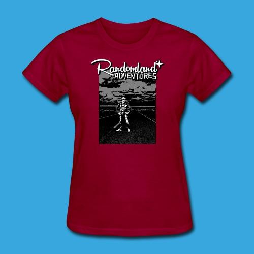 Randomland™ Road shirt - Women's T-Shirt