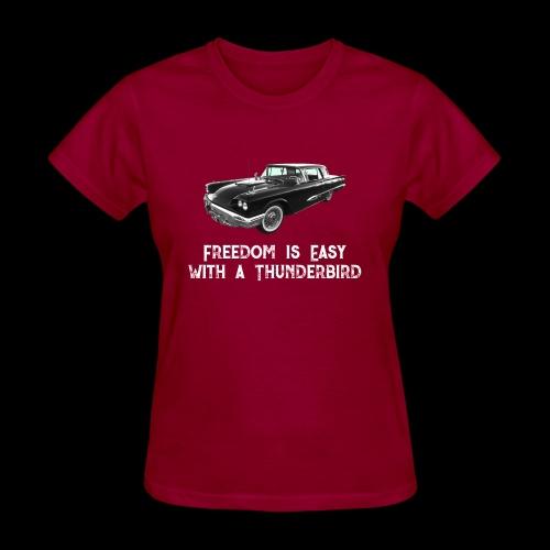 Thunderbird - Women's T-Shirt