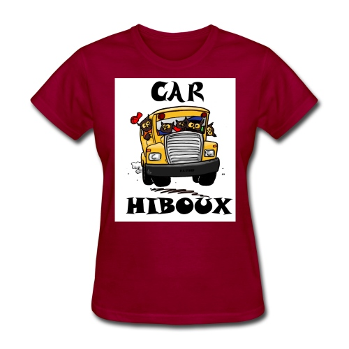 Car-Hibou - Women's T-Shirt