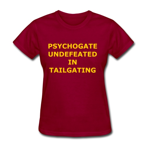 Undefeated In Tailgating - Women's T-Shirt