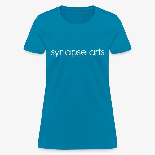 synapse logo gray - Women's T-Shirt