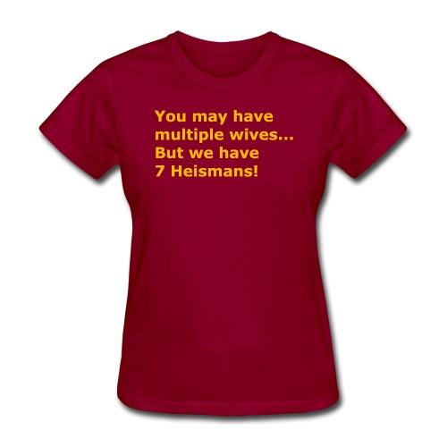 Multiple Wives - Women's T-Shirt