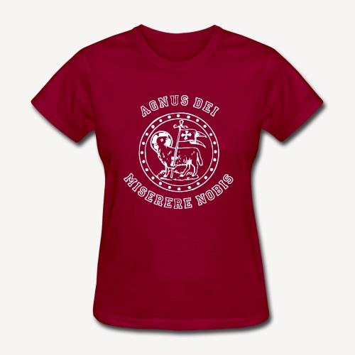 AGNUS DEI - Women's T-Shirt