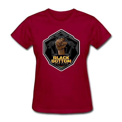 Black Bottom Gun Club - Women's T-Shirt