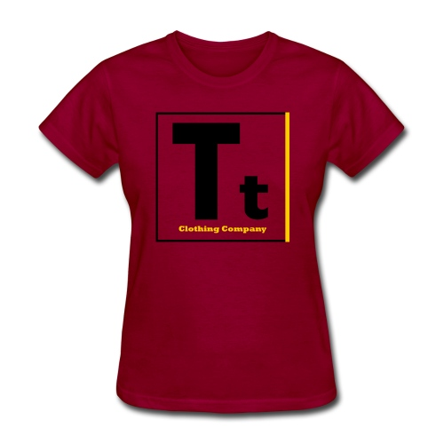 Tieriodic Table - Women's T-Shirt