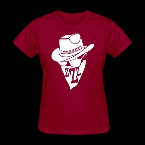DREAM BANDITS WHITE Large Logo - Women's T-Shirt