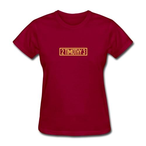 Timothy 2 - Women's T-Shirt