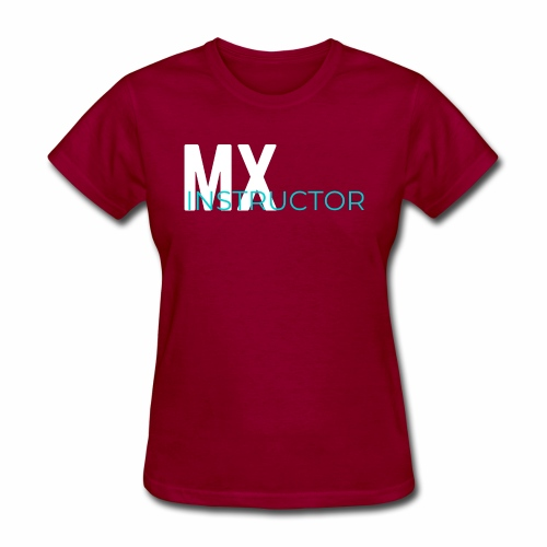 MX Gym Minimal Hat - Women's T-Shirt