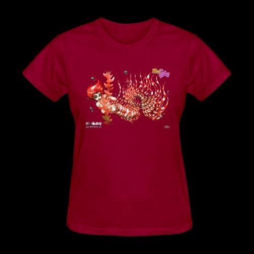 FemFatale Mermaid - Women's T-Shirt