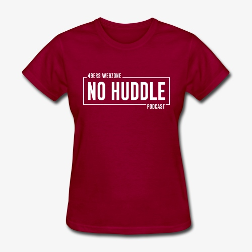 No Huddle Podcast - Women's T-Shirt