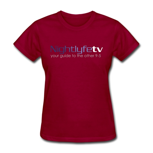 NTV Logo Full - Women's T-Shirt