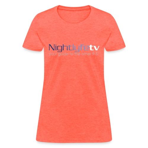 NTV Logo Full - Women's T-Shirt