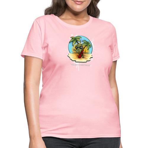 let's have a safe surf home - Women's T-Shirt