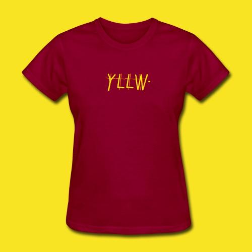 YLLW - Women's T-Shirt