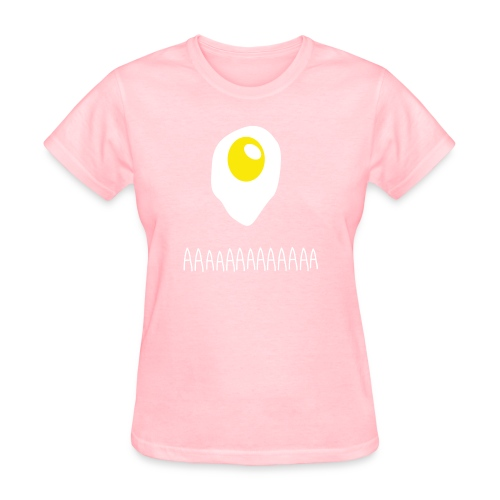 Existential Fried Egg - Women's T-Shirt