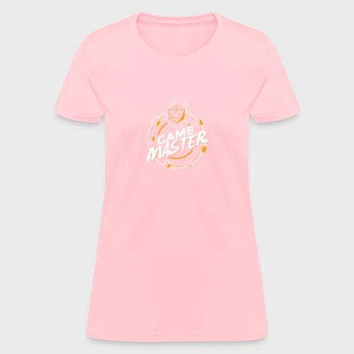 Game Master Dungeon Master - Women's T-Shirt
