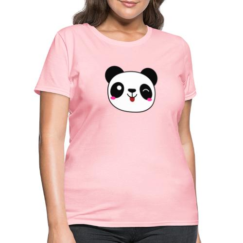 Panda T-Shirts and Hoodies for Men and Women - Women's T-Shirt