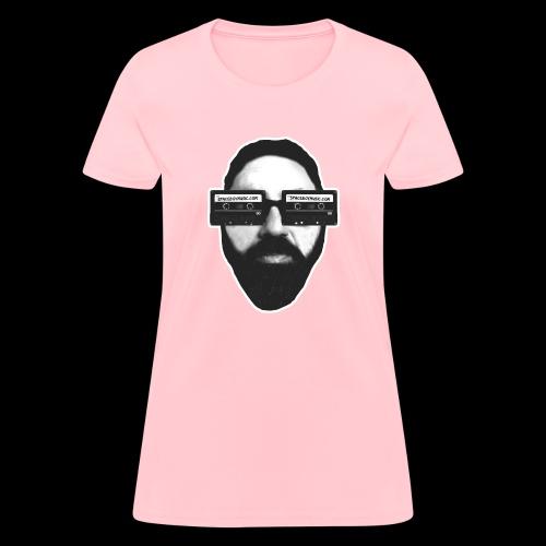 Spaceboy Music RetroVision - Women's T-Shirt