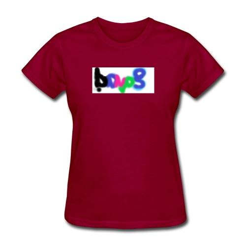 brush the haters off - Women's T-Shirt