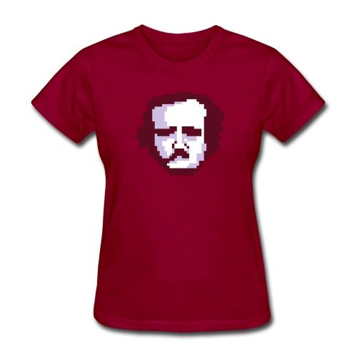 Pixel Poe - Women's T-Shirt