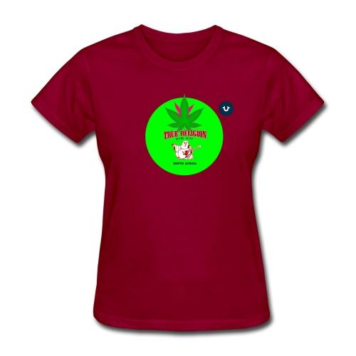 TRUE RELIGION INSPIRED - Women's T-Shirt