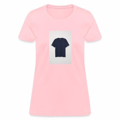 CONSCIOUS. NAVY BLUE - Women's T-Shirt