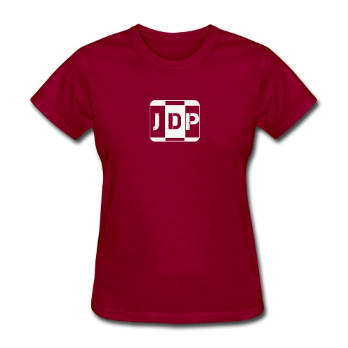 JDP logo hallow huge - Women's T-Shirt