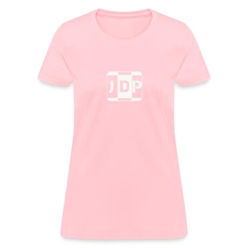 JDP logo hallow huge - Women's T-Shirt
