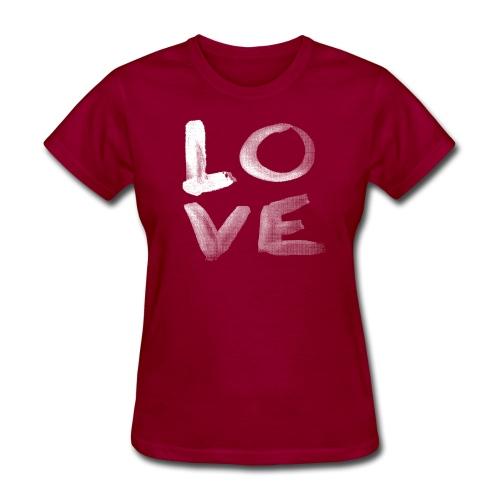 love png - Women's T-Shirt