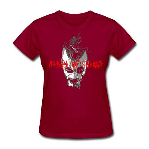 Maker of Chaos - Women's T-Shirt