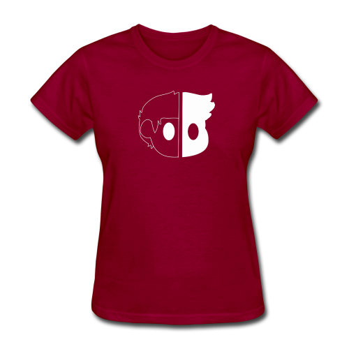 Eddie Animated Logo - Women's T-Shirt