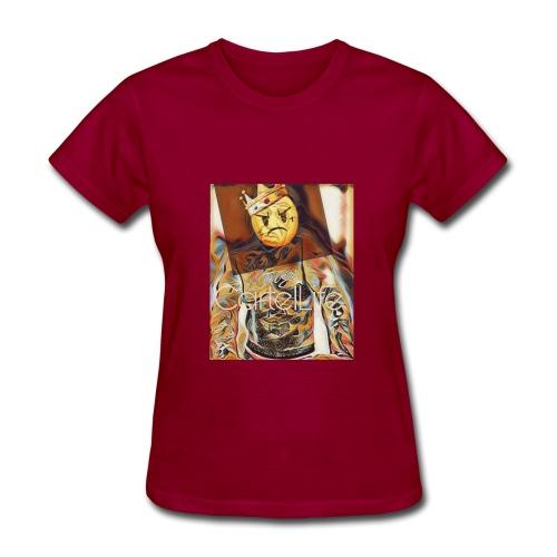 Gold King - Women's T-Shirt