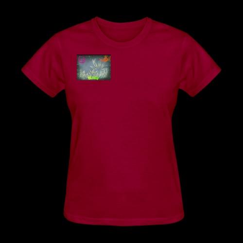 Peace Core - Women's T-Shirt