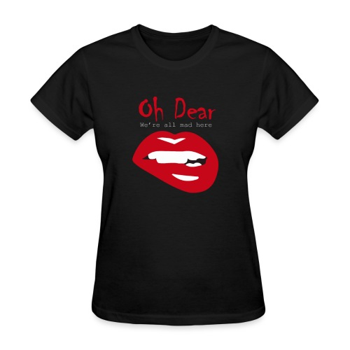 Oh Dear - Women's T-Shirt