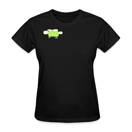 Lunar Energy Glow In The Dark - Women's T-Shirt