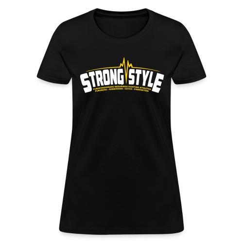 Strong Style - Women's T-Shirt