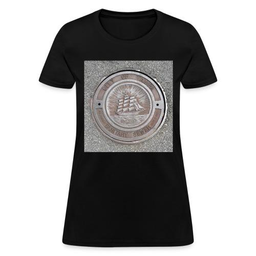 Sewer Tee - Women's T-Shirt