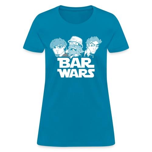 barwarsteefront - Women's T-Shirt
